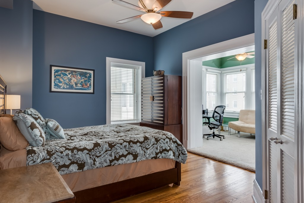 Photographs of a condo on North Kingshighway Boulevard in the Central West End of St. Louis, Missouri for Dielmann Sotheby's International Realty, agent Ted Wight