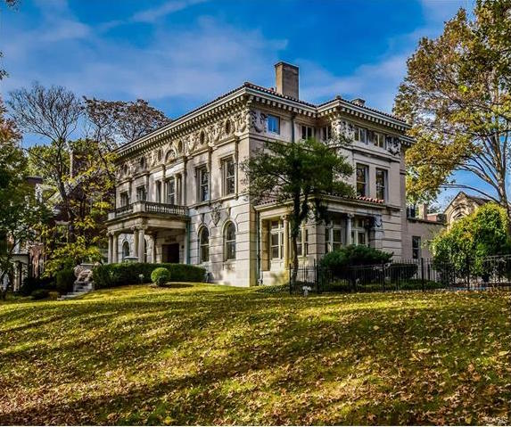 On the market 9 washington terrace a gorgeous estate for St louis home and garden show 2017