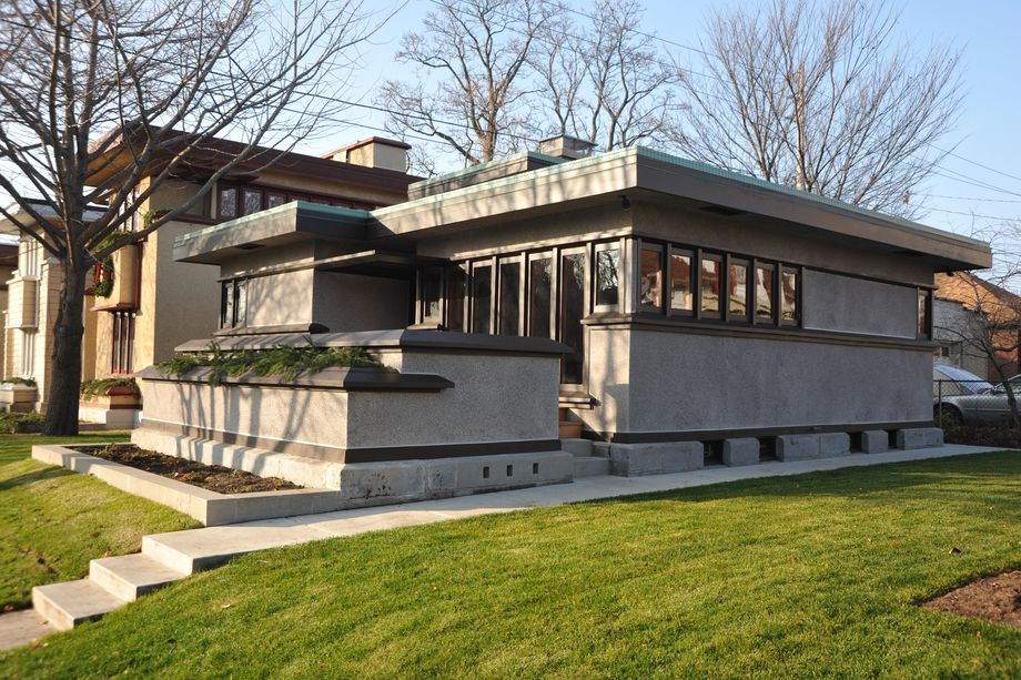 Frank Lloyd Wright 39 S American Home Annual Lecture