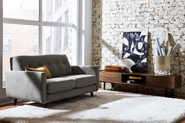 Amazon Launches Two Furniture Brands Rivet Stone Beam