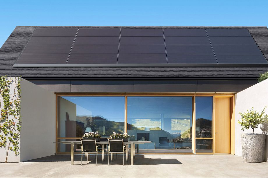 tesla solar products coming to home depot soon curbed. Black Bedroom Furniture Sets. Home Design Ideas
