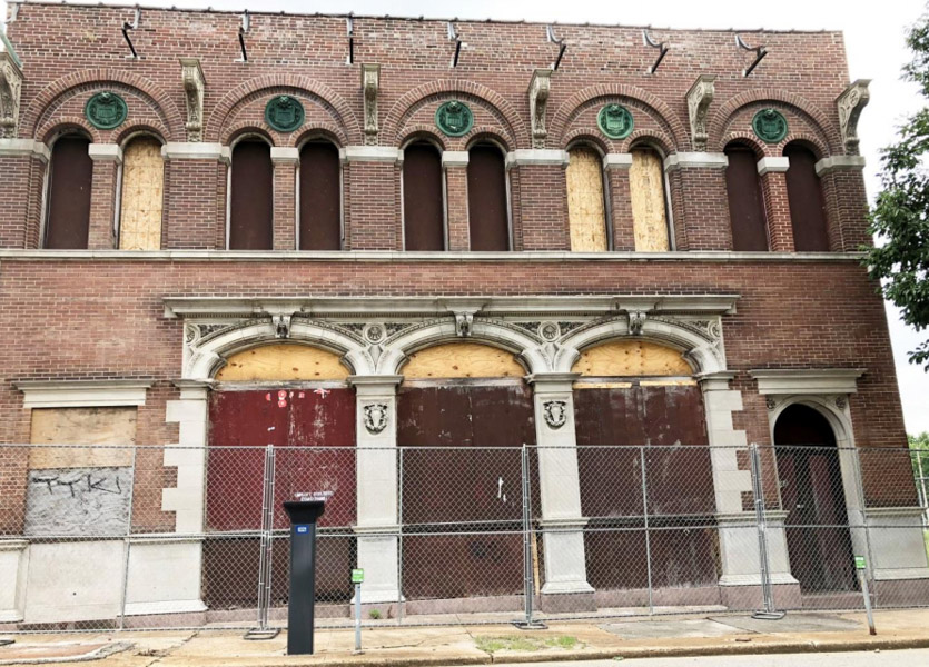 Emily Pulitzer & Renowned Architects to Redevelop Olive Street