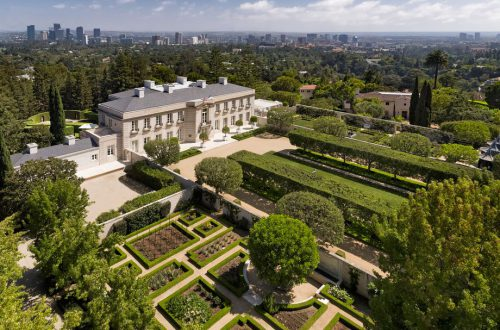 $245M Bel Air Mansion is the Nation's Most Expensive Listing