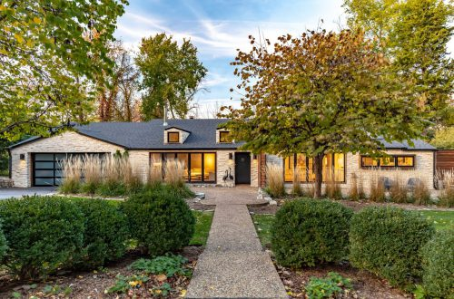 Completely Updated California Contemporary Ranch | 9135 Clayton Road
