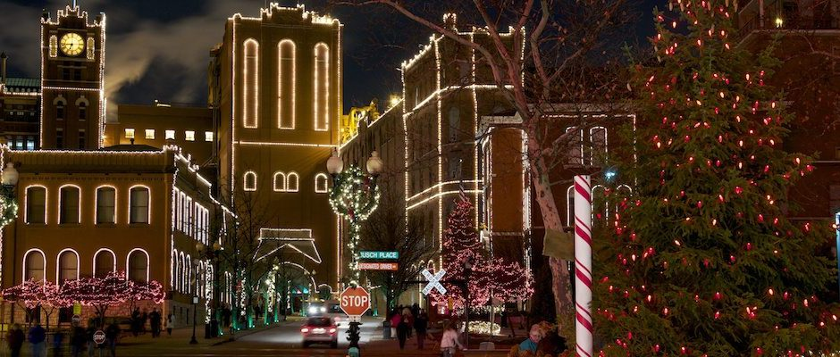 Christmas Light Displays In St Louis.Six Holiday Light Displays In St Louis