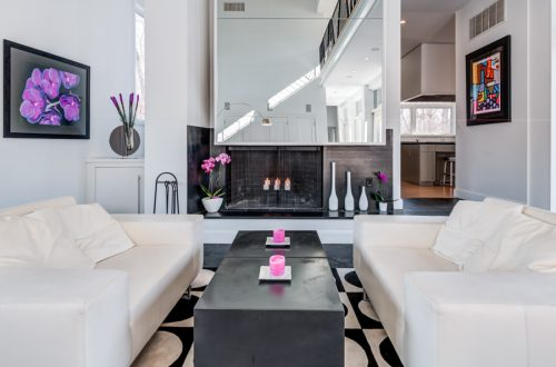 12 Fireplaces That Make For Inviting Interiors