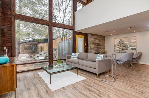 You chance to own a completely renovated contemporary home in the Craigwoods neighborhood | 1217 Dubois Court offered at $549,900 – from stlouis.style on Instagram