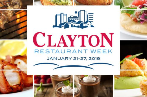 Clayton Restaurant Week 2019 | January 21 – January 27