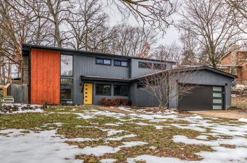 Renovated Contemporary Home in Kirkwood | 1217 Dubois Court