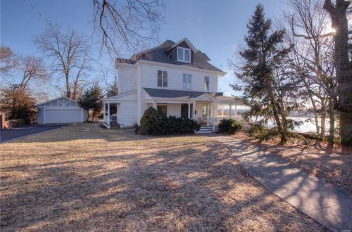 Historic Christian Hill Home Perched on Alton Bluff | 463 Bluff Street