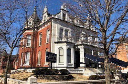 Victorian Manse in Lafayette Square | 1631 Missouri Avenue