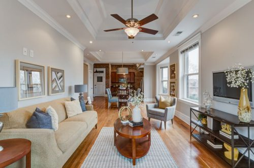 Top-Level CWE Condo | 380 North Taylor Avenue 3S