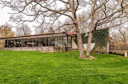 Mid century gem designed by Bill Bowersox coming soon | 6682 Clifton Bluffs to be offered at $895,000 – from stlouis.style on Instagram