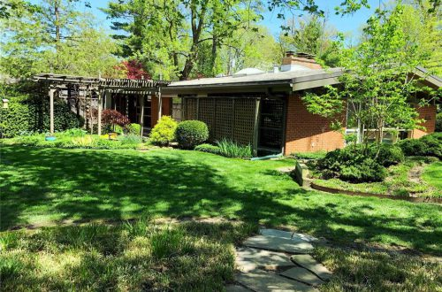 Stunning Mid-Century Home on Private Lot in Kirkwood | 316 Fillmore Lane