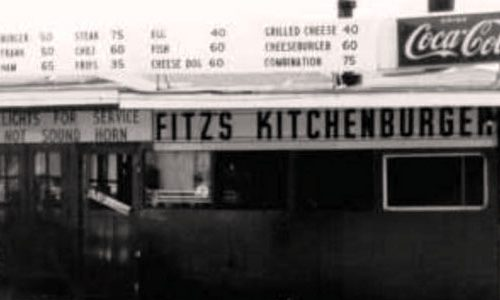 Throwback Thursday: Fitz's Drive-In
