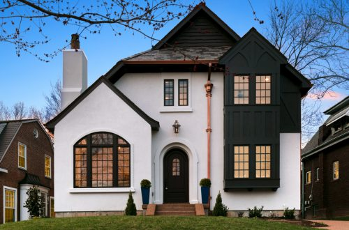 Inside Period Restoration's Maritz & Young Inspired Tudor | 7395 Stratford Avenue