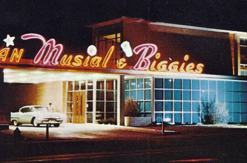 Throwback Thursday: Stan Musial & Biggies, the Lost Lincoln Trust Building, and More