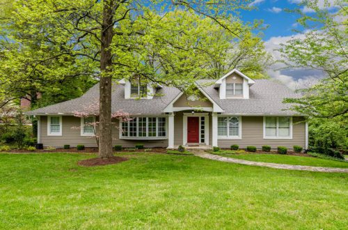 Updated Home in the Ladue School District | 12 Wakefield Drive