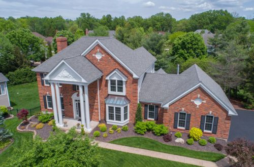 Inside Stately Chesterfield Home | 2207 Stoneridge Terrace Court