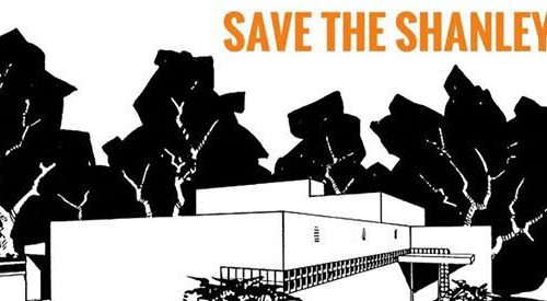 Save the Shanley Building: A Preservation Demonstration | May 11, 2019