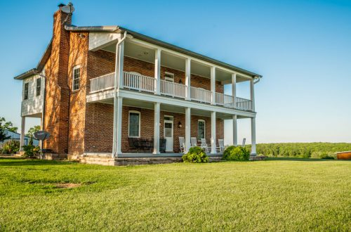 Inside Modernized Farmhouse on 111 Acres | 2565 Melody Lane