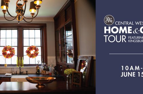 2019 CWE Home and Garden Tour – Saturday June 15 and Sunday June 16, 2019