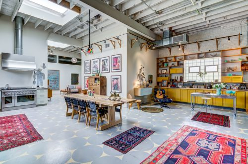 Inside Contemporary Mixed Use Space | 876 Hodiamont Avenue