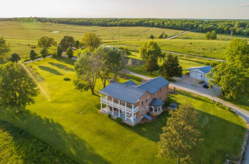 Beautiful Farm House on over 100 acres | 2565 Melody Lane