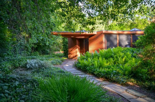 Perfectly Preserved Frank Lloyd Wright Home Near NYC