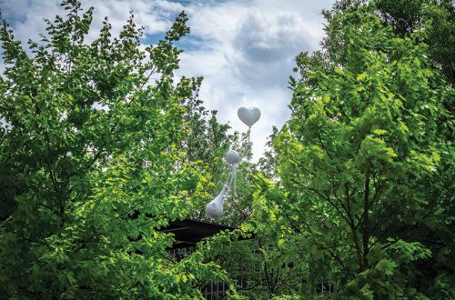 Citygarden Celebrates 10 Year Anniversary With Three New Sculptures