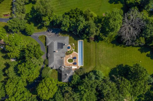 Exquisite Estate Nestled on over 3 Lush Acres in Ladue | 16 Overbrook Drive