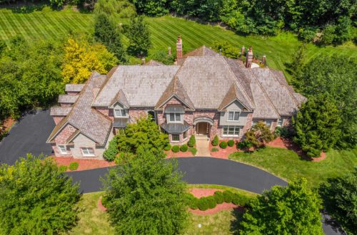 Executive Home in the Prestigious St. Albans Community | 522 Morel Court