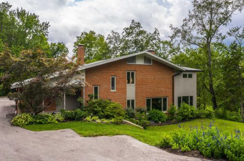 Mid-Century Gem in the Heart of Ladue | 30 Oak Bend Court