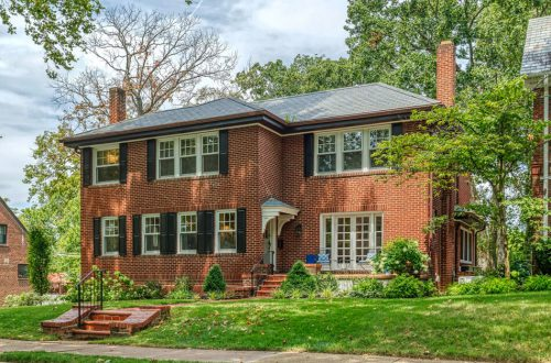 A Beautiful University City Renovation by Period Restoration | 7149 Lindell Boulevard