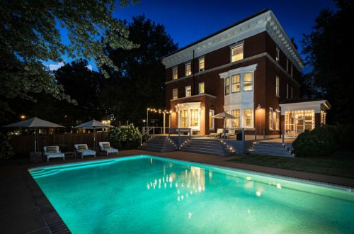 Beautiful Central West End Manse on a Private Street | 46 Washington Terrace