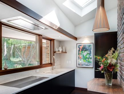 Ted Wight's UNkitchen Renovation in Bernoudy Designed Home