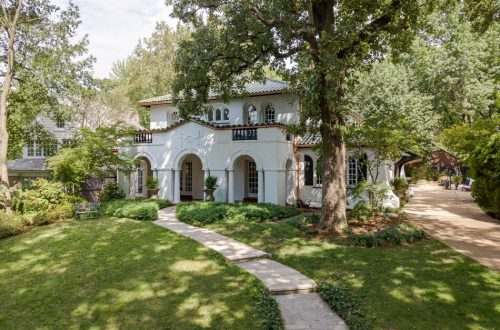 Inside Spanish Revival on a Private Street in University City | 7201 Kingsbury Boulevard