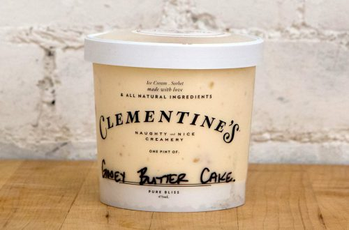 "Clementine's Ice Cream Makes Oprah's ""The O List"""