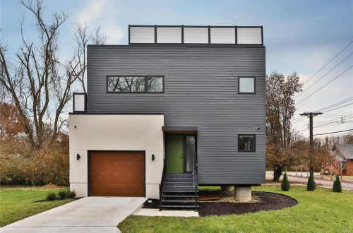 Custom Designed Contemporary Home | 251 West Kirkham Ave