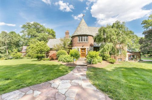 Enchanting Home with Elegant and Classic Architecture | 1250 Hampton Park