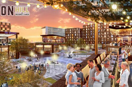 Developer Shares Sneak Peek of SLU redevelopment