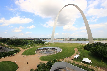 Three Children's Books about the Gateway Arch