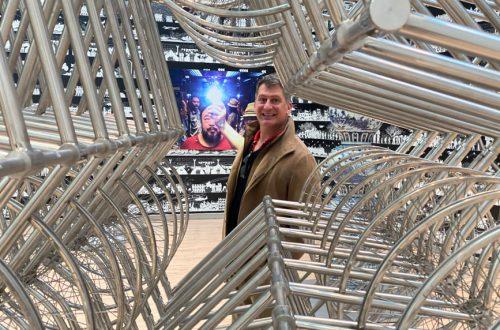 Mildred Lane Kemper Art Museum    Ai Weiwei: Bare Life