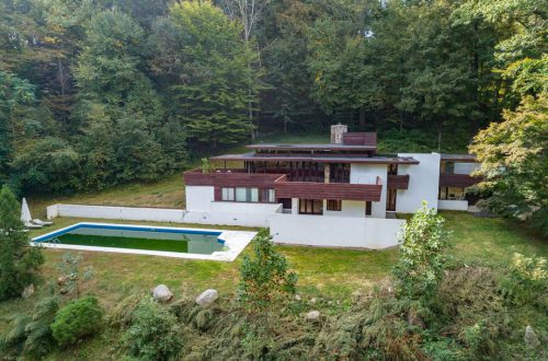 Midcentury Modern by Frank Lloyd Wright Apprentice Offered in Wisconsin
