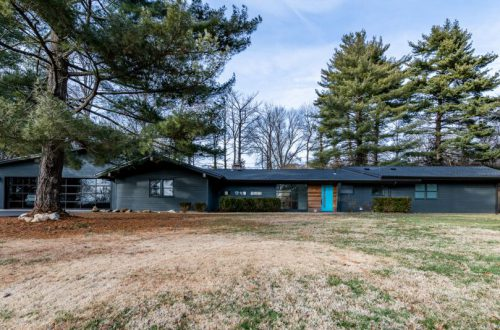 Remodeled Mid-Century Home in Kirkwood | 2005 Rayner Road