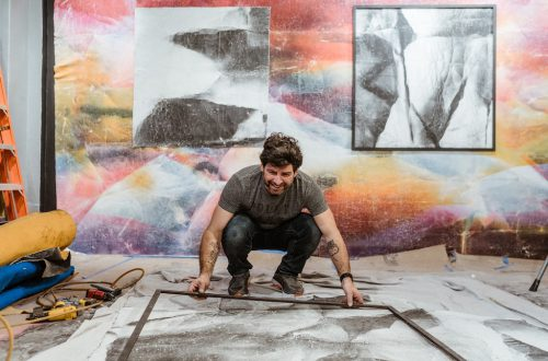 'Come Play with Me' an Interactive Performance with Peter Manion   Houska Gallery