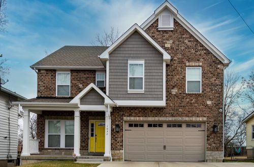 Custom New Construction in Rock Hill | 1052 North Rock Hill