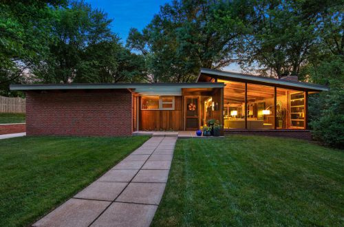 The Harry Hammerman House, an Important Mid-Century Masterpiece | 219 Graybridge Road