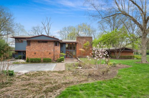 Ted Christner Designed Mid-Century Home | 1160 Lay Road