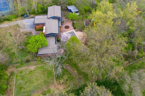 Inside Mid-Century Home Designed by Ted Christner   1160 Lay Road
